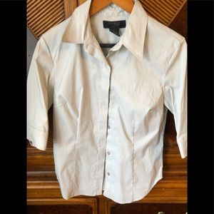 EUC express stretch blouse sz 5-6